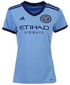 Women's New York City FC Primary Replica Jersey