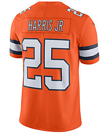 Nike Men's Chris Harris Jr. Denver Broncos Limited Color Rush Jersey