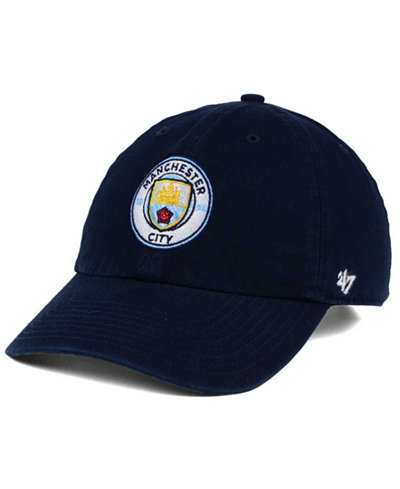 '47 Brand Manchester City CLEAN UP Cap