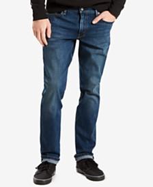 d6a8a0bdf54b8e Levi's 513™ Slim Straight Fit Jeans & Reviews - Jeans - Men - Macy's