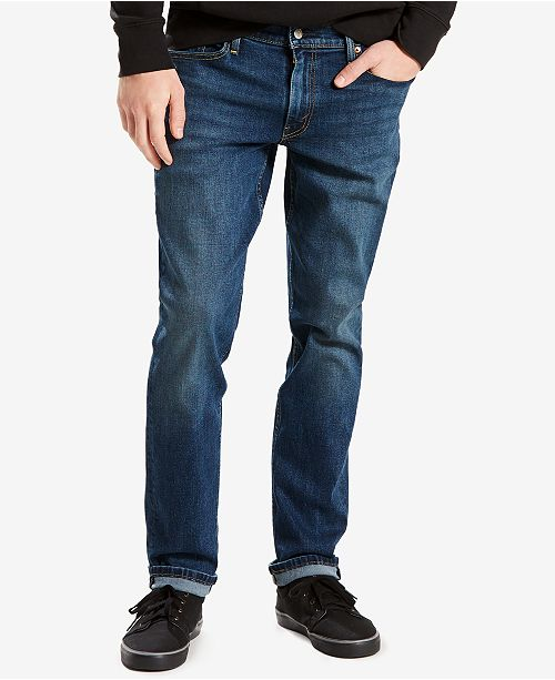 391738513ef1 Levi s 511 trade  Slim Fit Advanced Stretch Jeans  Levi s 511 trade  Slim  Fit Advanced ...