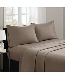 Madison Park 3M Microcell Twin  3-Pc Sheet Set