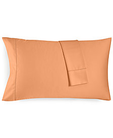 Charter Club Damask King Pillowcase Set, 550 Thread Count 100% Supima Cotton, Created for Macy's