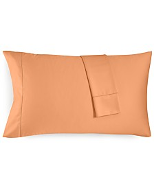 Charter Club Damask Standard Pillowcase Set, 550 Thread Count 100% Supima Cotton, Created for Macy's