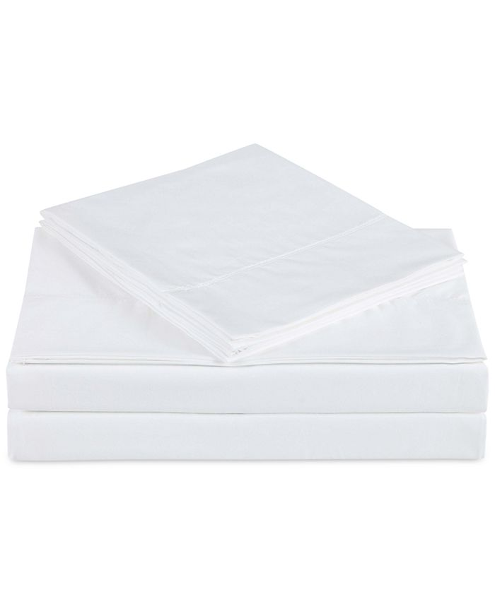 Charisma - Ultra Cotton Sateen 610-Thread Count Solid Pair of King Pillowcases