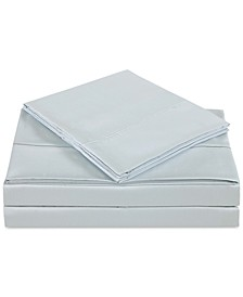 CLOSEOUT! Classic Cotton Sateen 310 Thread Count Pair of King Pillowcases