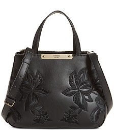 GUESS Britta Society Small Satchel