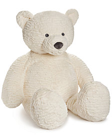 "First Impressions 29-1/2"" Plush Bear, Baby Boys & Girls, Created for Macy's"