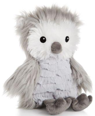 "Baby Boys & Girls 8"" Plush Owl, Created for Macy's"