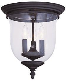 Livex Legacy Ceiling Mount Light