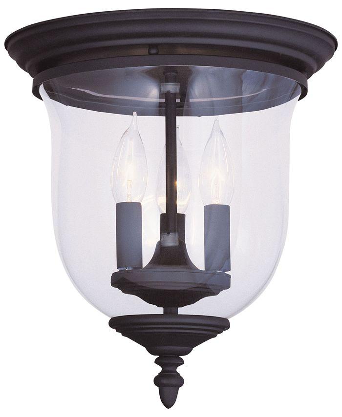Livex - Legacy Ceiling Mount Light
