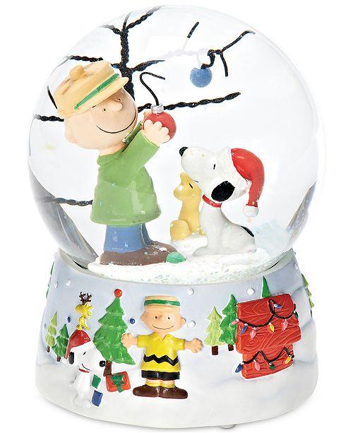 main image - Christmas Musical Snow Globes