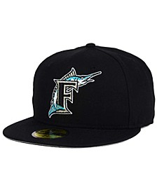 Florida Marlins Cooperstown 59FIFTY Fitted Cap