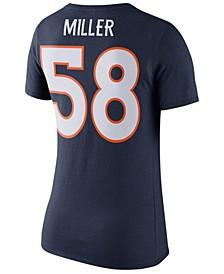 Women's Von Miller Denver Broncos Player Pride T-Shirt