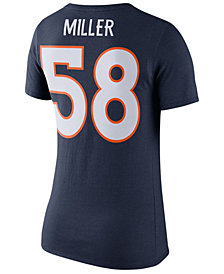 Nike Women's Von Miller Denver Broncos Player Pride T-Shirt