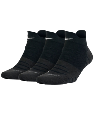 Nike 3-Pk. Dry Low-Rise Training Socks