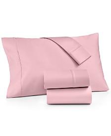CLOSEOUT! AQ Textiles Devon 4-Pc California King Sheet Set, 900 Thread Count, Created for Macy's