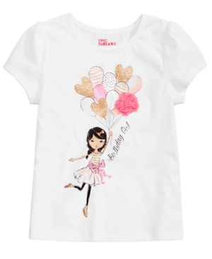 Epic Threads Mix and Match Julie GraphicPrint TShirt Toddler Girls (2T5T) Created for Macys