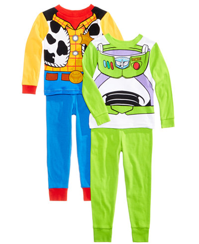 toy story 4 pc cotton pajama set toddler boys 2t 5t - Toy Story Toddler Sheets