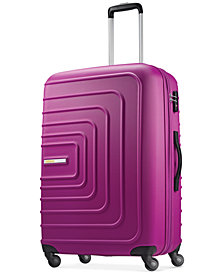"American Tourister Xpressions 28"" Expandable Hardside Spinner Suitcase, Created for Macy's"
