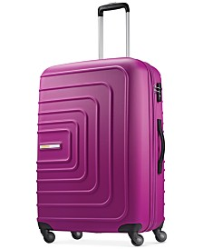 """CLOSEOUT! American Tourister Xpressions 28"""" Expandable Hardside Spinner Suitcase, Created for Macy's"""
