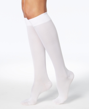 Image of Gold Toe Wellness Women's Compression Firm-Support Knee-High Socks