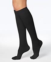 bcb3a87b0bc Gold Toe Wellness Women s Compression Firm-Support Knee-High Socks