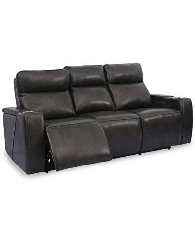Leather Sofa Outlet White Italian Natuzzi Leather Sofa