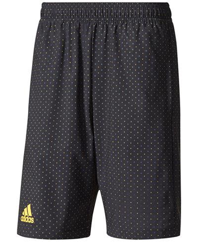 adidas Men's Advantage ClimaLite® Printed Bermuda Shorts