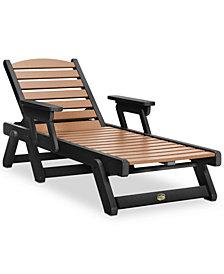 Sunrise Chaise Lounge, Quick Ship