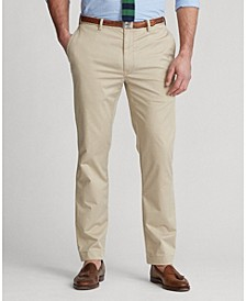 Men's Big & Tall Classic-Fit Stretch Chino Pants