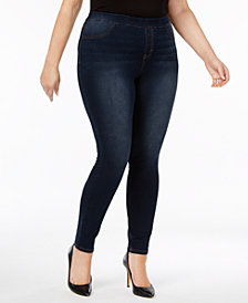 Style & Co Plus Size Jeggings, Created for Macy's