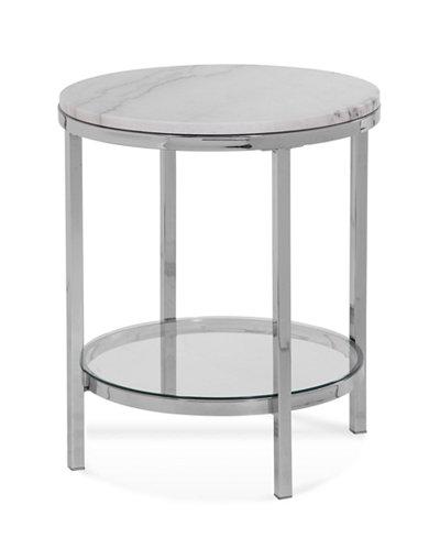 Volko Round End Table
