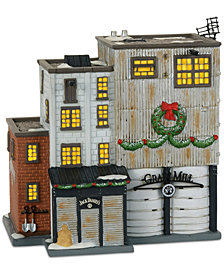 Department 56 Jack Daniel's Grain Mill