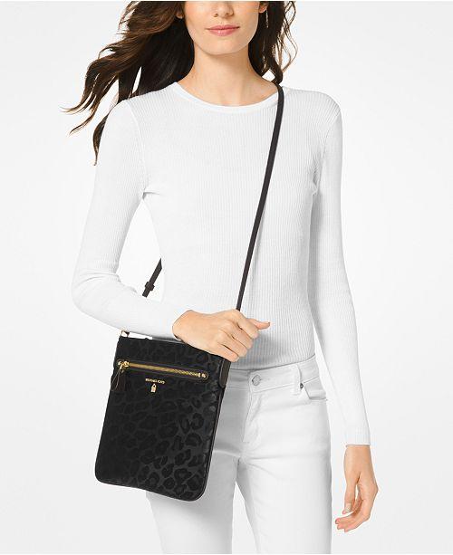 1161cb7b525d6b Michael Kors Kelsey Crossbody & Reviews - Handbags & Accessories ...