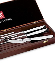 Zwilling TWIN® Gourmet 8-Piece Stainless Steak Knife Set