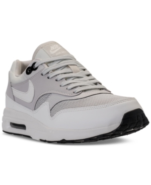 Nike Women S Air Max 1 Ultra 2.0 Running Sneakers From Finish Line In Light  Bone  9692af13b279