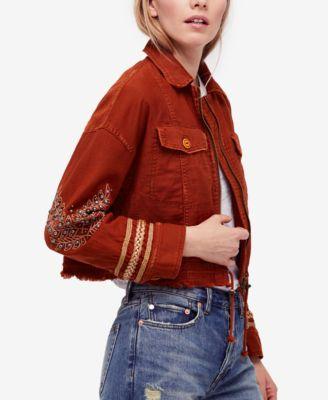 Embellished Jackets Women