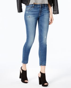 Dl 1961 Davis Clean Girlfriend Plymouth Cropped Skinny Jeans 4870391