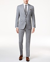 Mens Suits Blue Black Gray Mens Apparel Macy S
