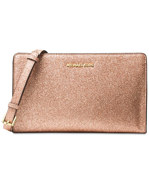 773a58d3bfb115 Michael Kors Large Crossbody Clutch; Michael Kors Large Crossbody Clutch ...