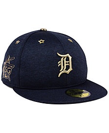New Era Detroit Tigers 2017 All Star Game Patch 59FIFTY Fitted Cap