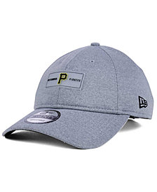 New Era Pittsburgh Pirates Clear Patch 9TWENTY Strapback Cap