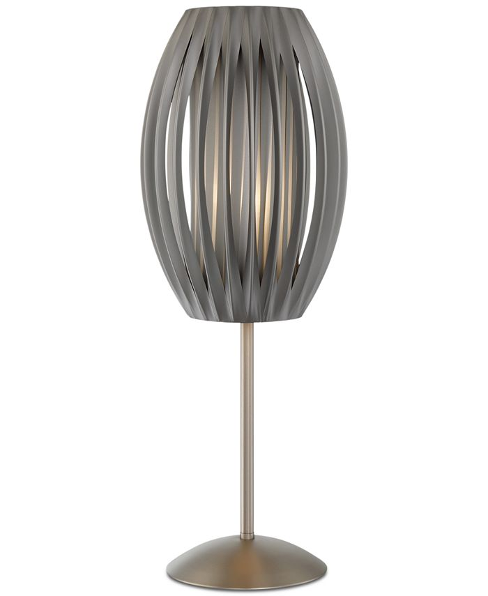 """Lite Source - Pleated 25"""" Table Lamp"""