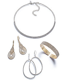 I.N.C. Top Party Styles Jewelry Collection, Created for Macy's