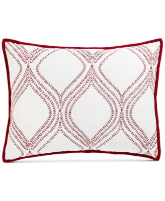 CLOSEOUT! Gramercy Gate Quilted Standard Sham, Created for Macy's