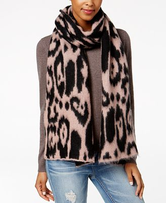Betsey Johnson Cozy Scarf & Wrap in One