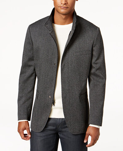 Alfani Men's Classic-Fit Textured Sport Coat, Created for Macy's ...