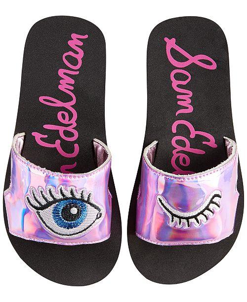 07d1bb2af3b6 ... Sam Edelman Eli Patch Slide Sandals