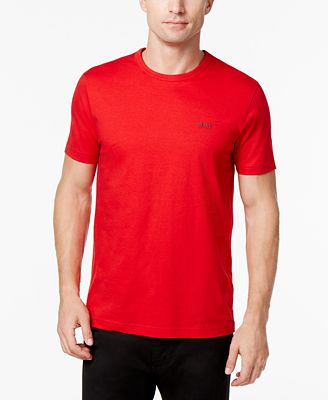 Boss Hugo Boss Men's Cotton T-Shirt - T-Shirts - Men - Macy's